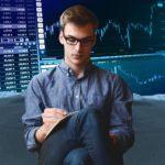 株価を気にする投資家