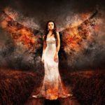天使が降臨