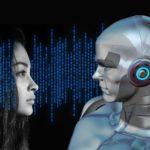 人間にアドバイスするロボット